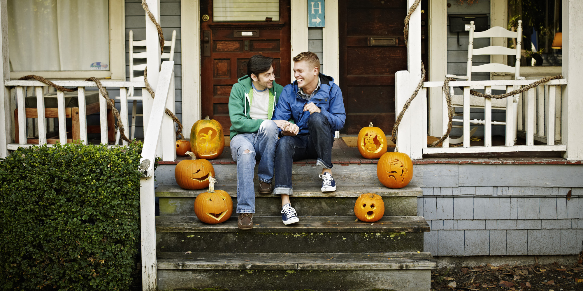 12 Of The Best Halloween Costumes For Gay Male Couples | HuffPost