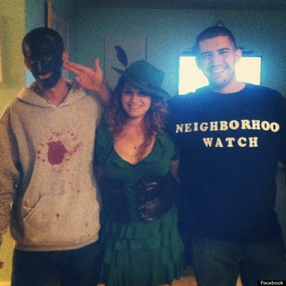 zimmerman halloween costume