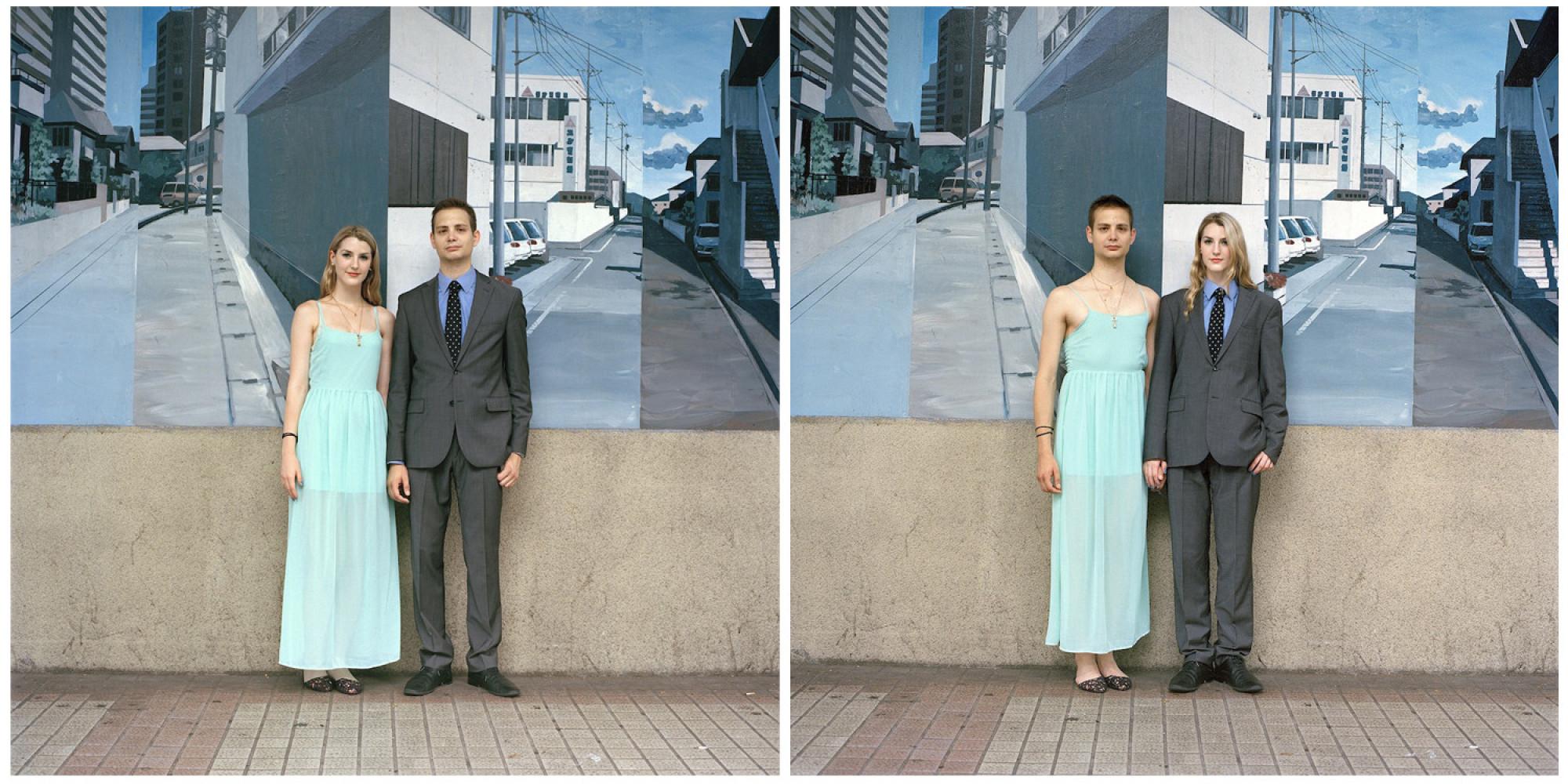 Switcheroo,\' Photo Series By Hana Pesut, Explores Gender Role ...