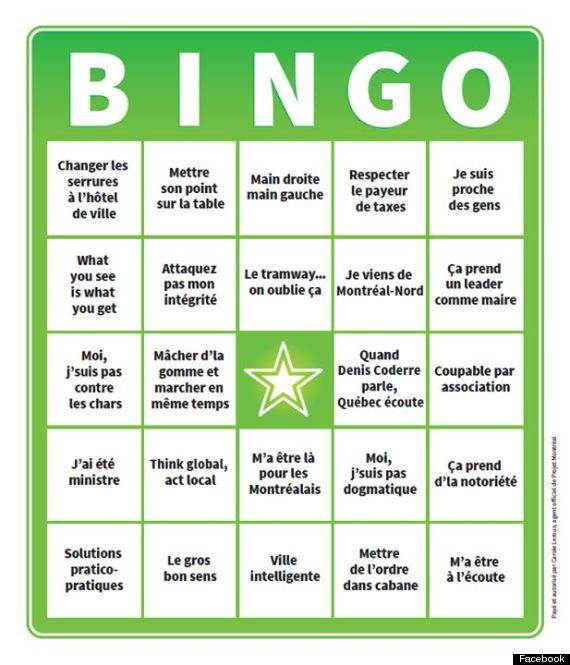 bingo coderre