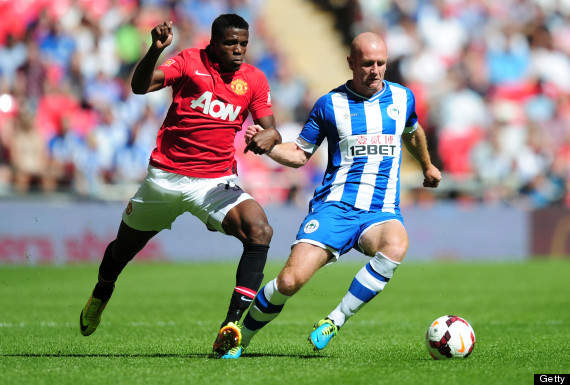 Wilfried Zaha Set To Make Competitive Manchester United