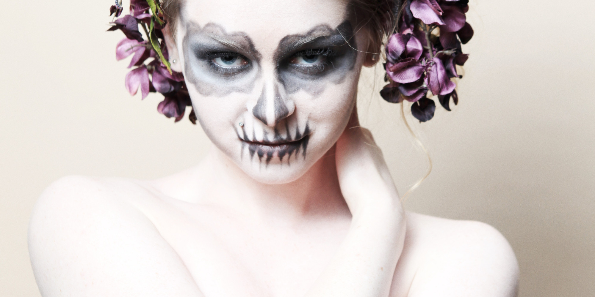 Halloween Makeup Ideas: Become A Zombie Or Corpse Bride With ...