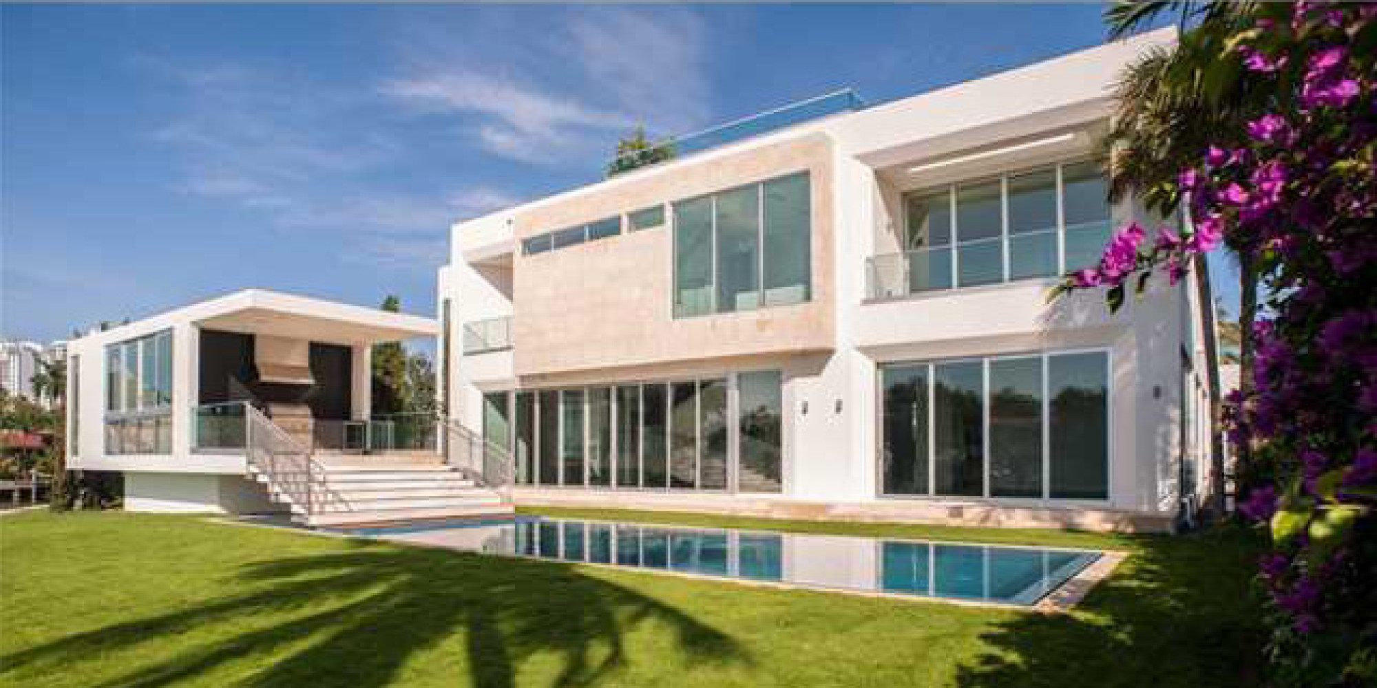 Miami 39 s most expensive rentals will make your jaw drop for The most modern house