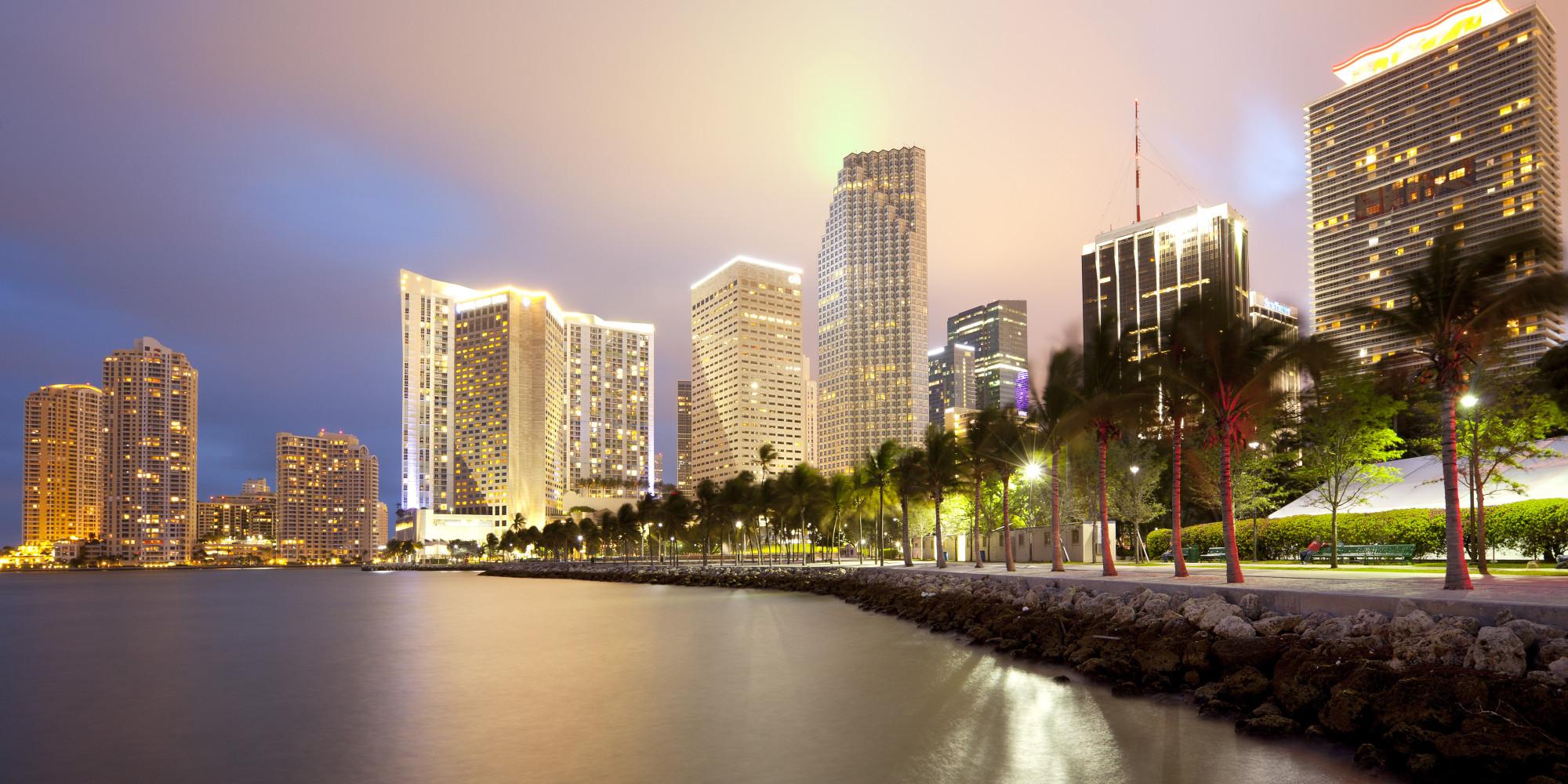 Pretty Places in Miami