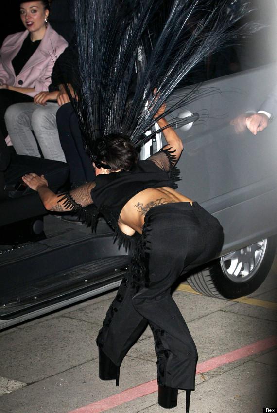 Lady Gaga S Boob