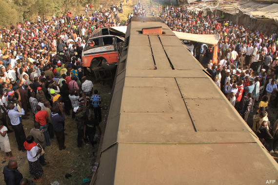kenya train accident