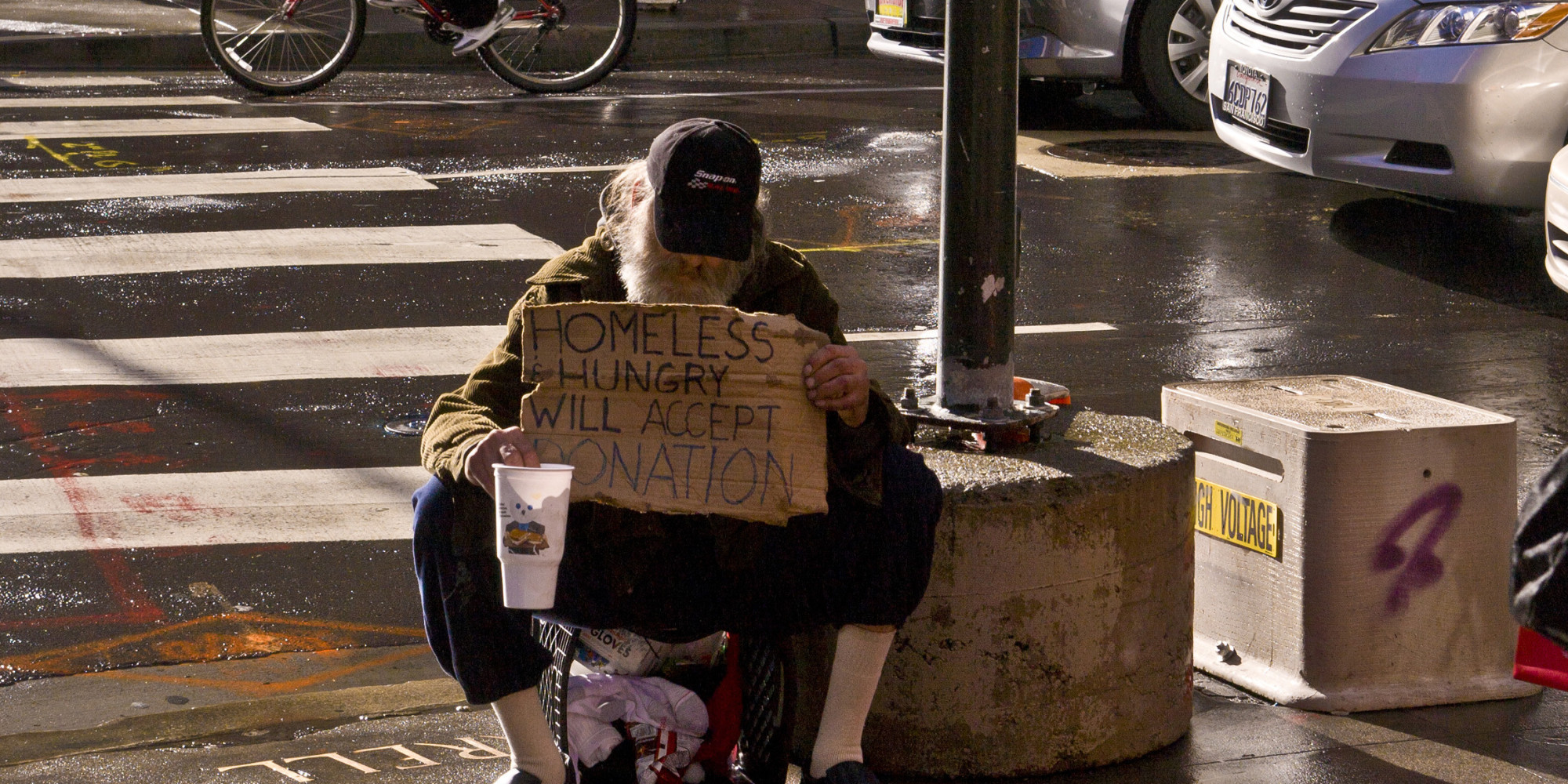 the homeless and professional panhandlers essay Raleigh, nc — during the down economy, panhandling-related offenses are on the rise in raleigh so far this year, police have arrested 212 people on charges, such as panhandling without a.