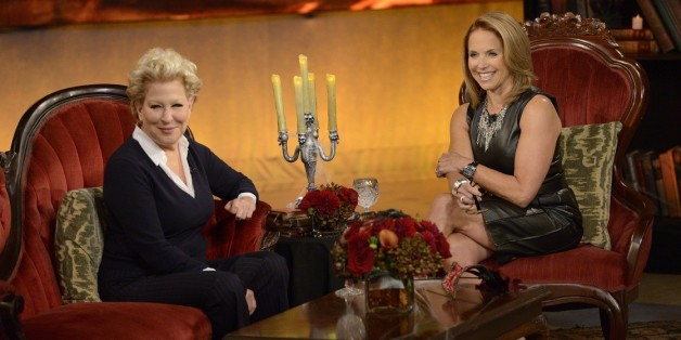 Bette Midler Loves 'Hocus Pocus' As Much As You Do