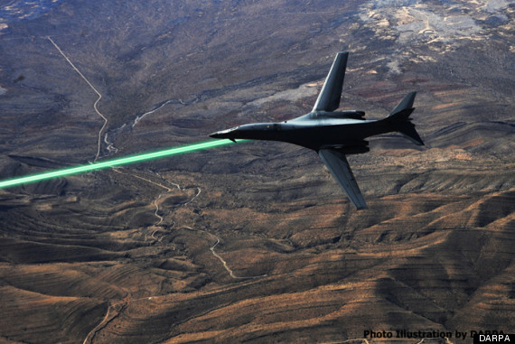 drone laser