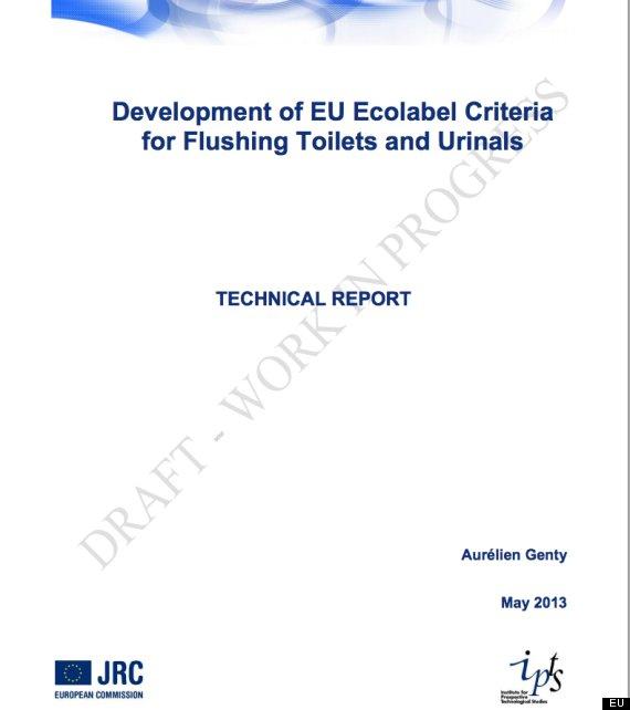 toilet report