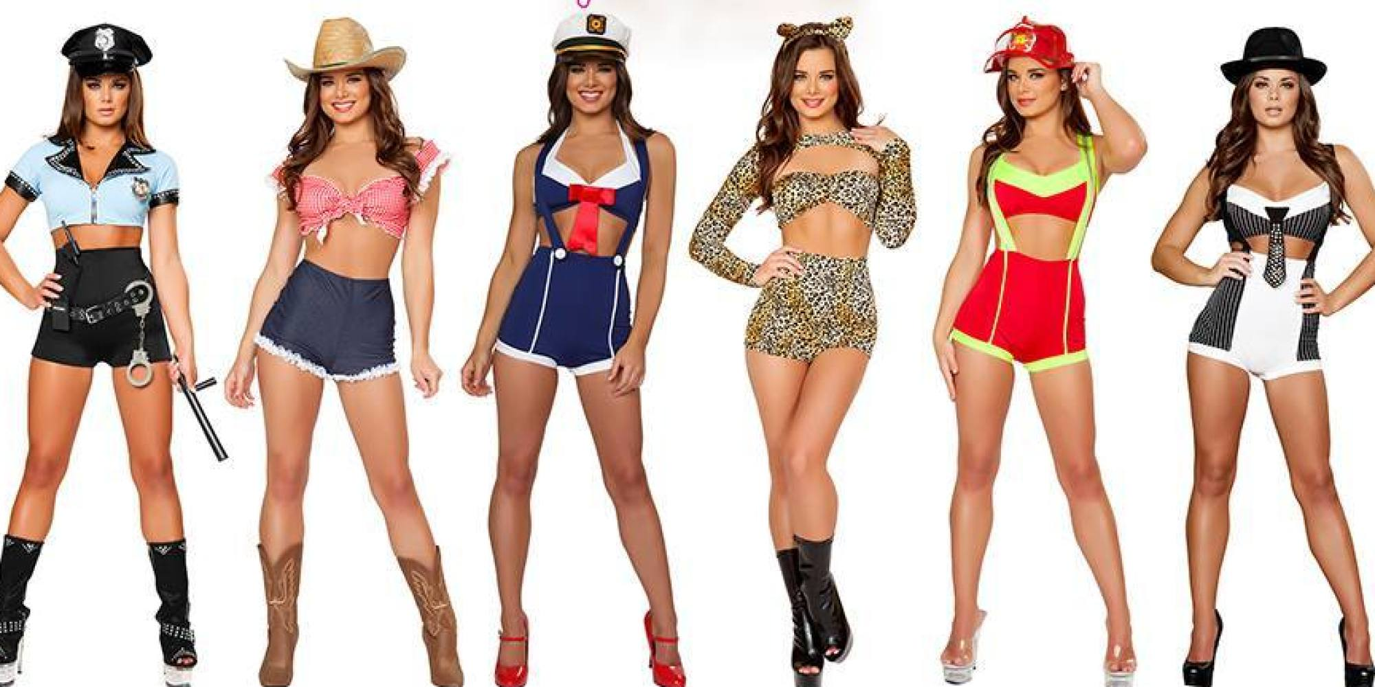 sc 1 st  HuffPost & A Brief History of Sexy Halloween Costumes | HuffPost