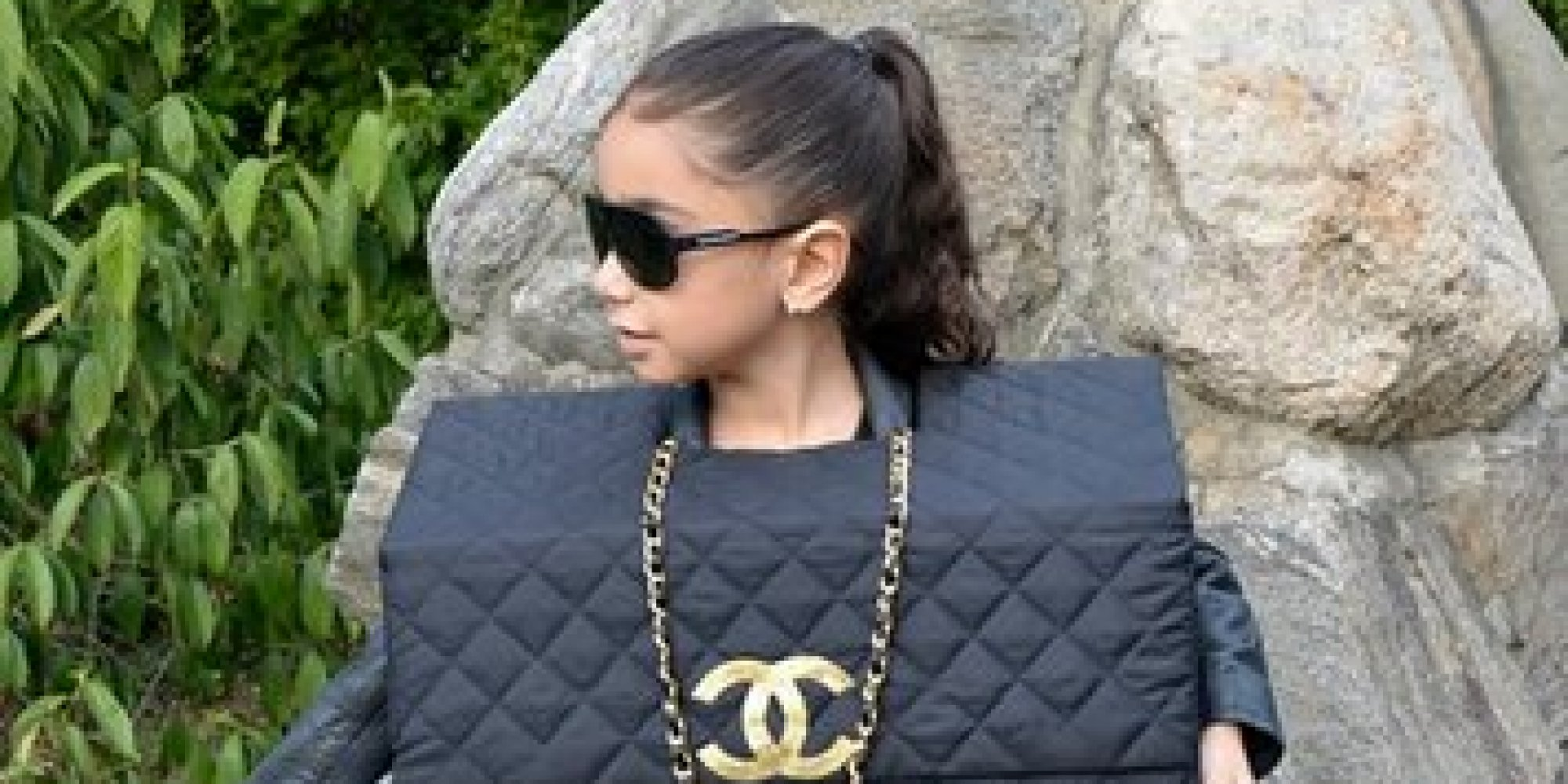 Kids Dressed Up As Chanel Bags Will Put Other Trick Treaters To