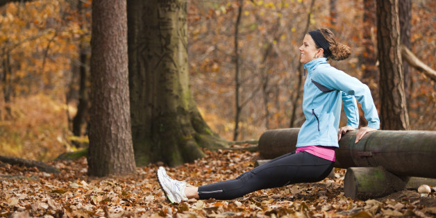 Fit Links: A Full-Body Workout For Fall, Exercising With A Cold And More