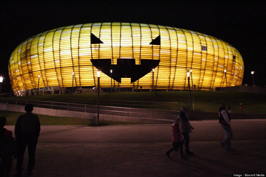 stadium pumpkin