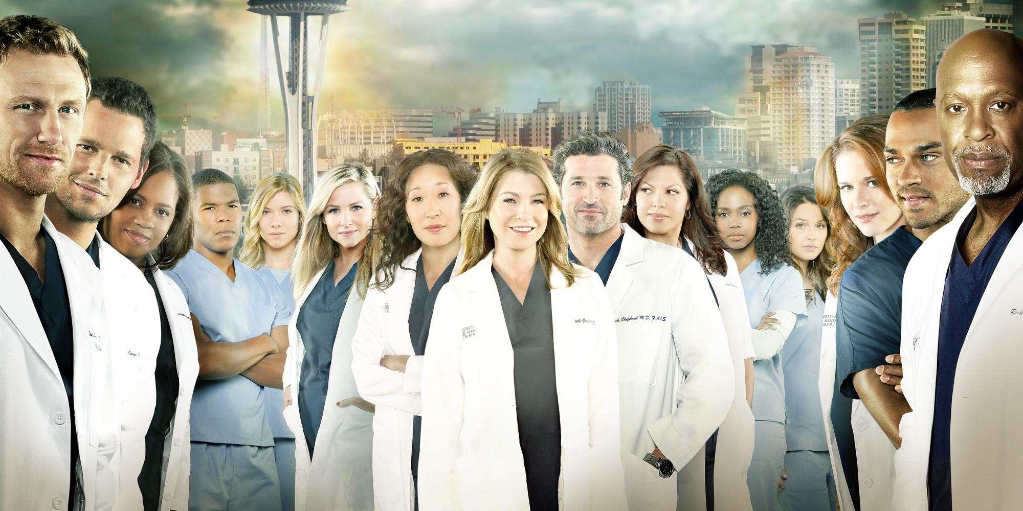 Greys Anatomy Recap No Tricks Or Treats In Thriller Huffpost