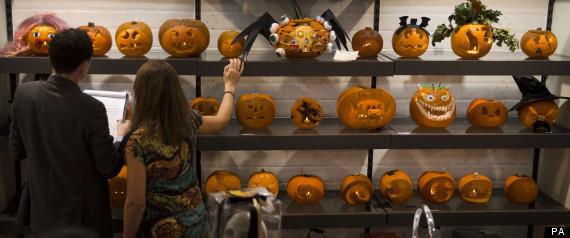 pumpkins halloween twitter