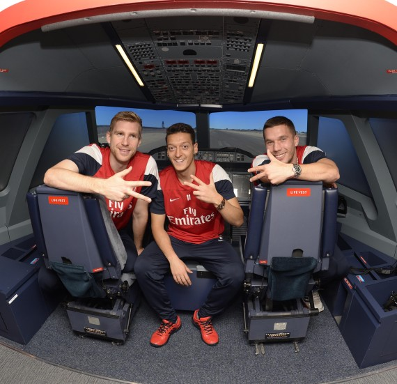 arsenal flight simulator