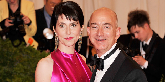 Jeff Bezos Wife Writes Possibly The Most Famous Amazon Review In