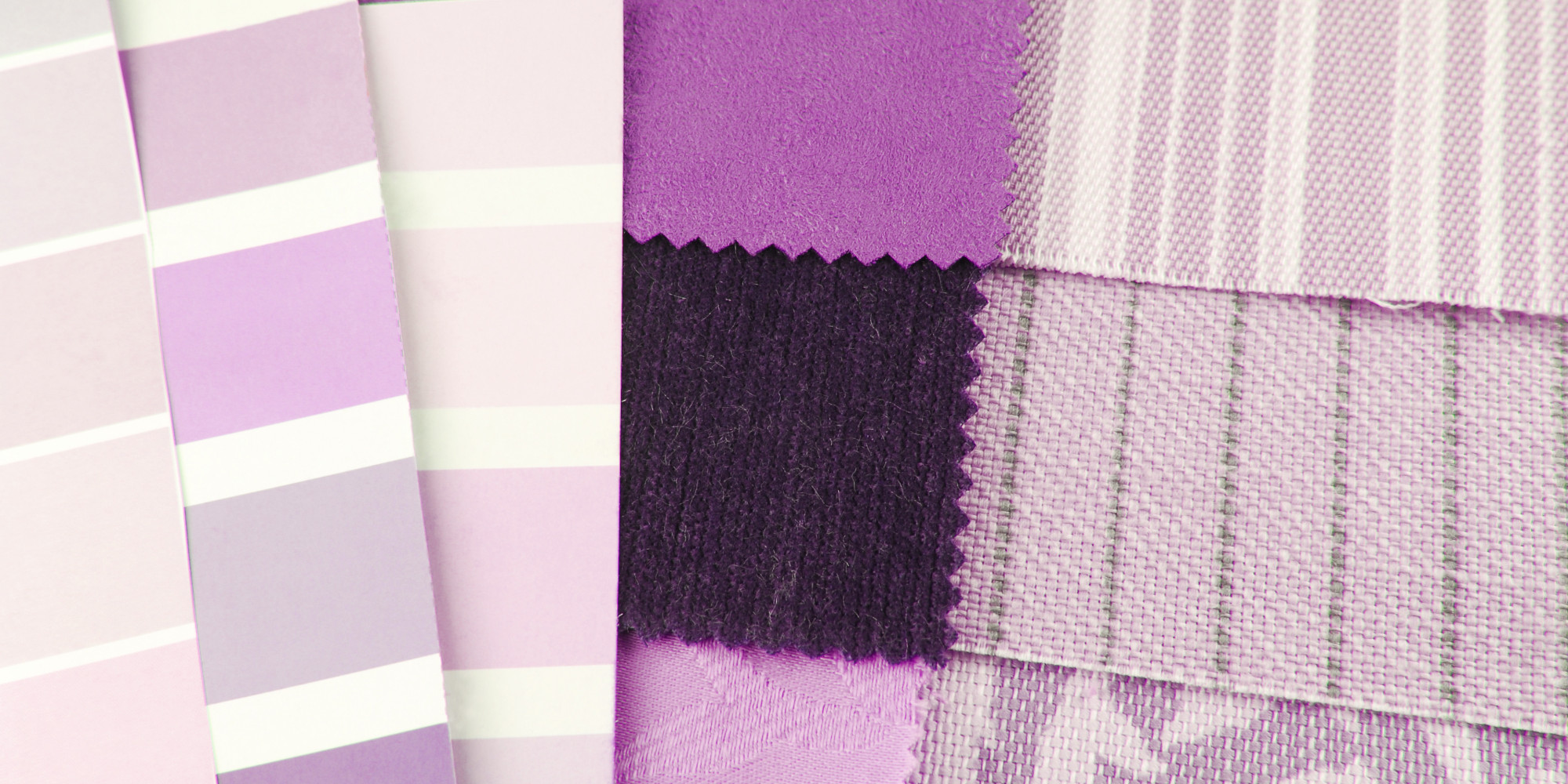 Beautiful Paint Colors that Go with Purple