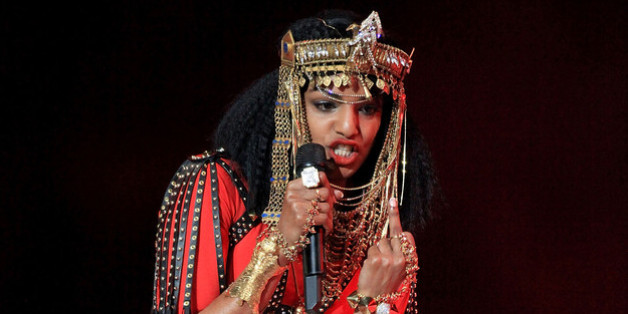 M.I.A. Says Super Bowl Middle Finger Was In Spiritual Devotion To Hindu Goddess