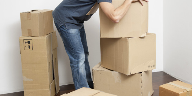 Why Moving Out Is the Biggest Mistake in a Divorce   HuffPost