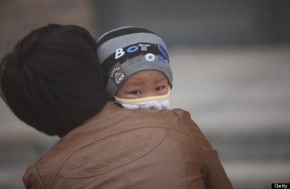 smog china mask