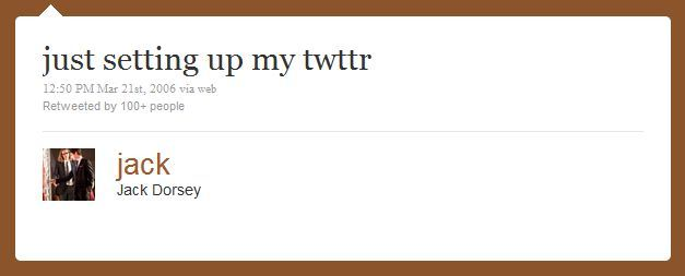 tweet dorsey