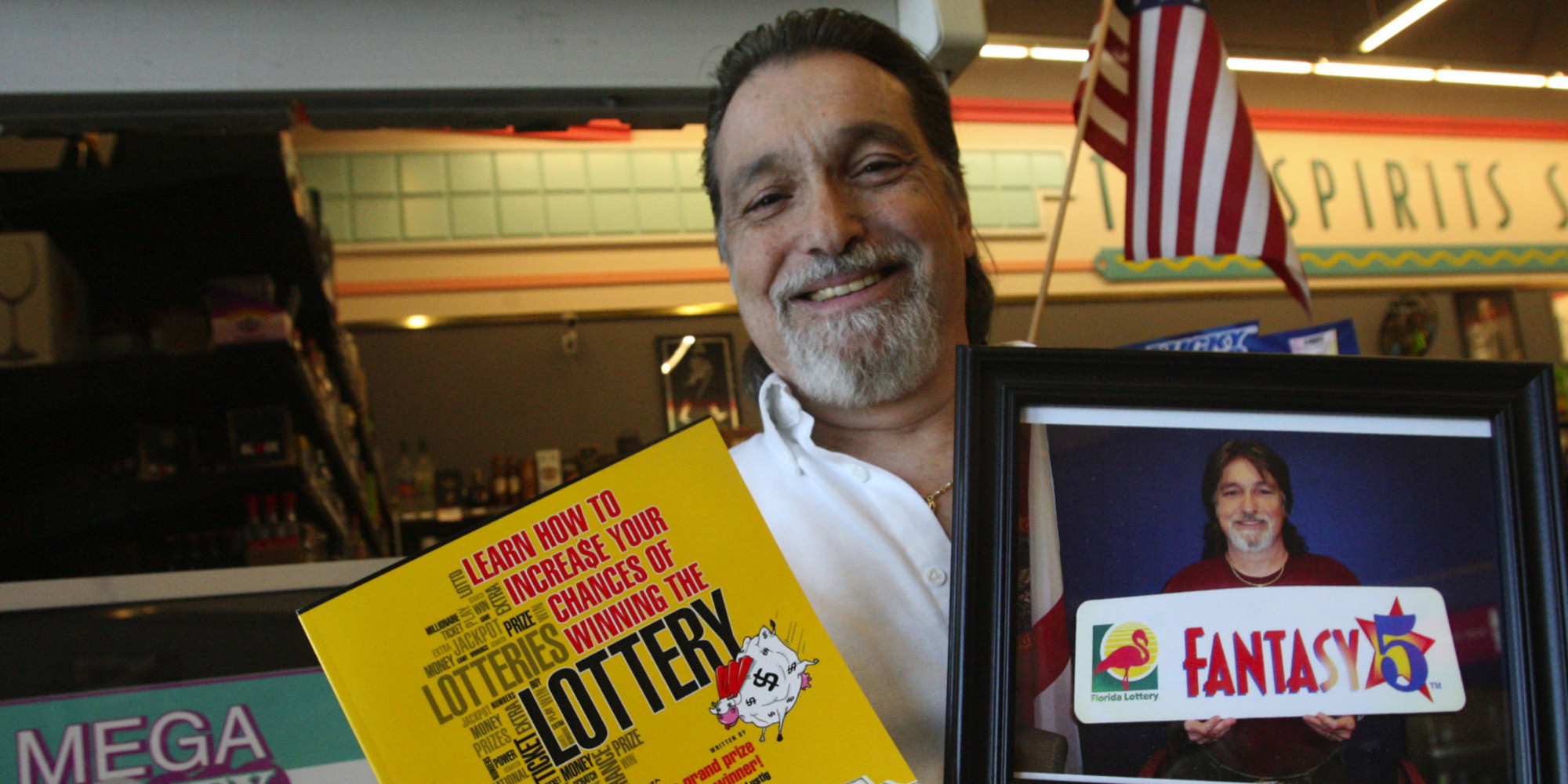 Richard Lustig, Seven-Time Lottery Winner, Shares His Secrets To