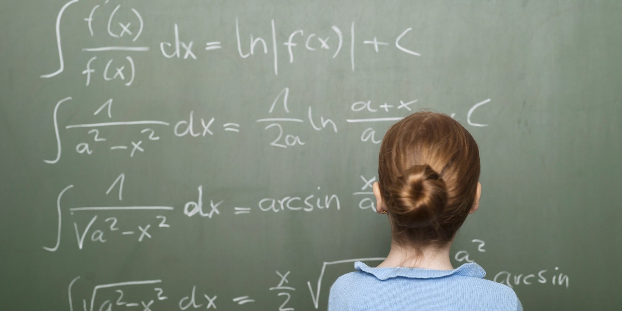 Getting a D in Math -- and the Aftermath | HuffPost