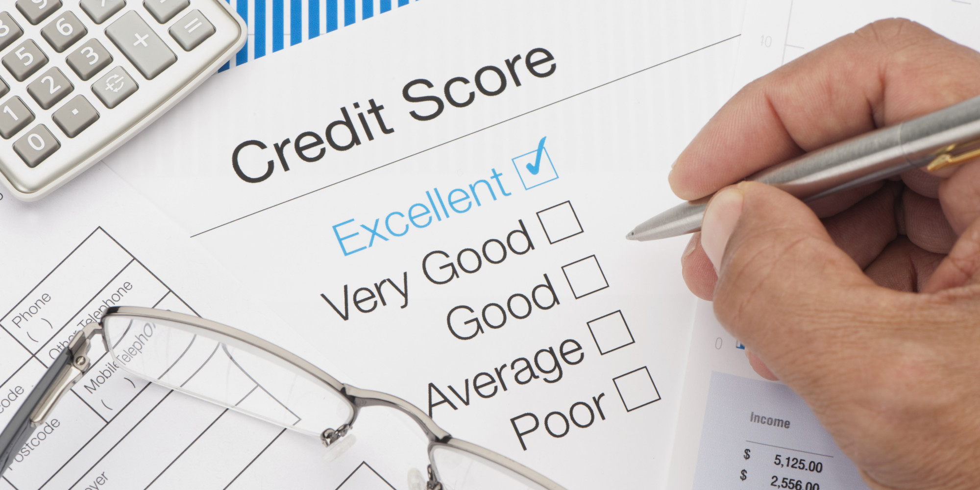3 myths we still believe about credit scores huffpost reheart Gallery
