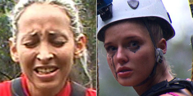 I'm A celebrity's biggest wimps