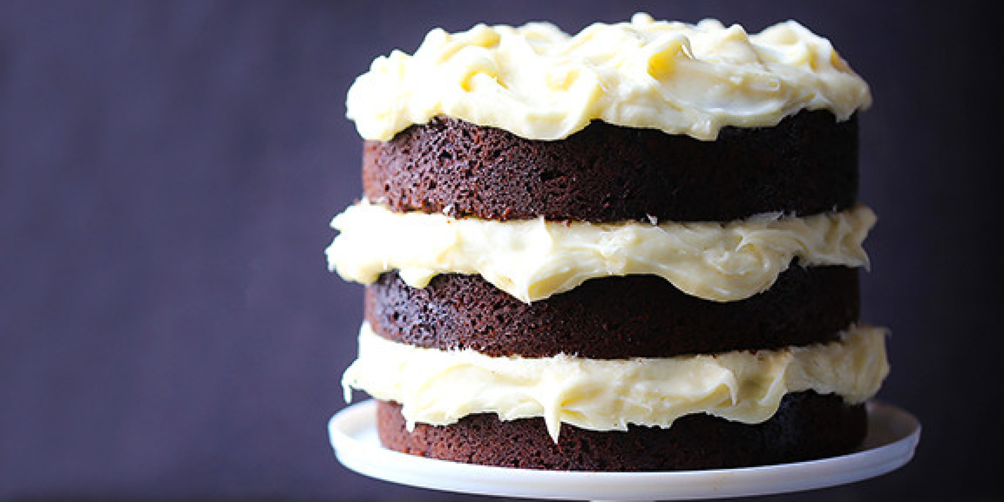 Lemon Curd Cake With Whipped Cream Frosting
