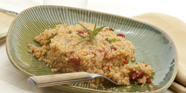 Quinoa cranberry salad: the recipe for success?