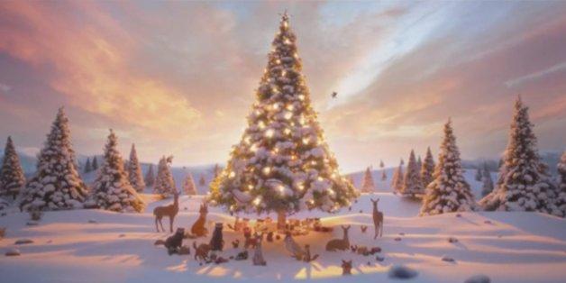 The John Lewis Christmas Advert A Plot Point Breakdown Huffpost Uk