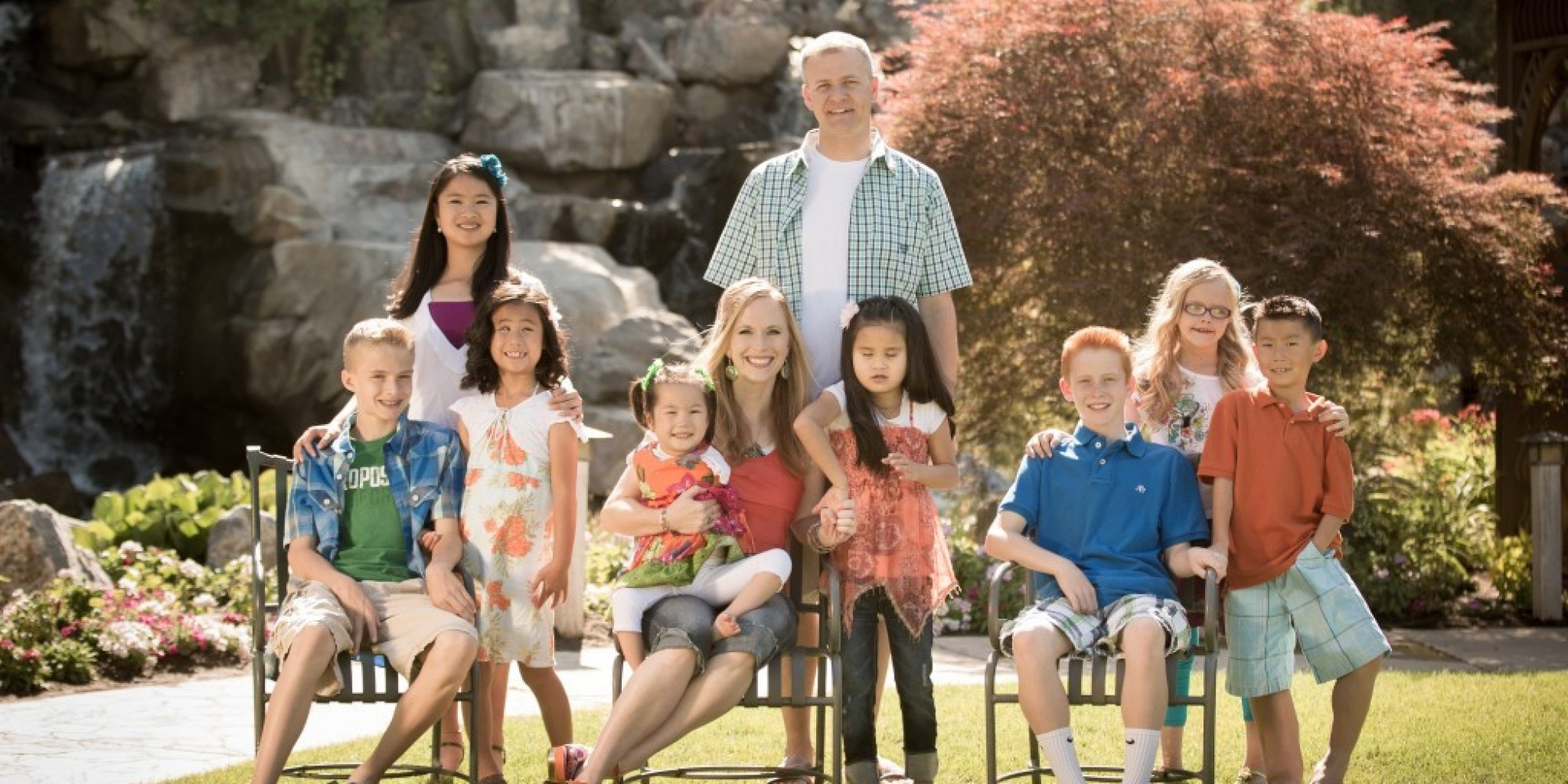 Father Of Six Adopted Children With Special Needs We Ve