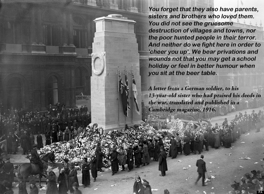 world war one armistice day