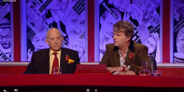Bloom on his HIGNFY debut