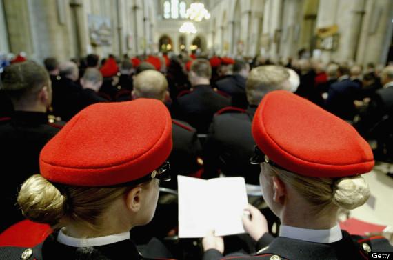 military choir uk