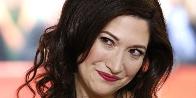 TODAY -- Pictured: Zuckerberg Media founder Randi Zuckerberg appears on NBC News' 'Today' show on November 5, 2013 -- (Photo by: Peter Kramer/NBC/NBC NewsWire via Getty Images)
