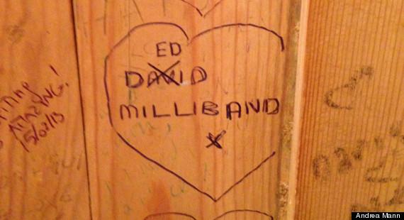 miliband graffiti