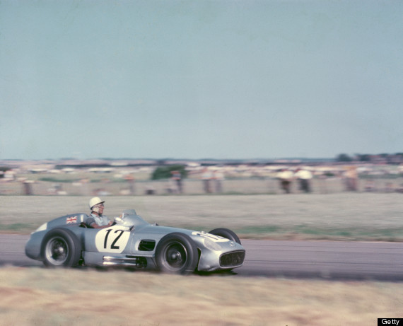 stirling moss aintree