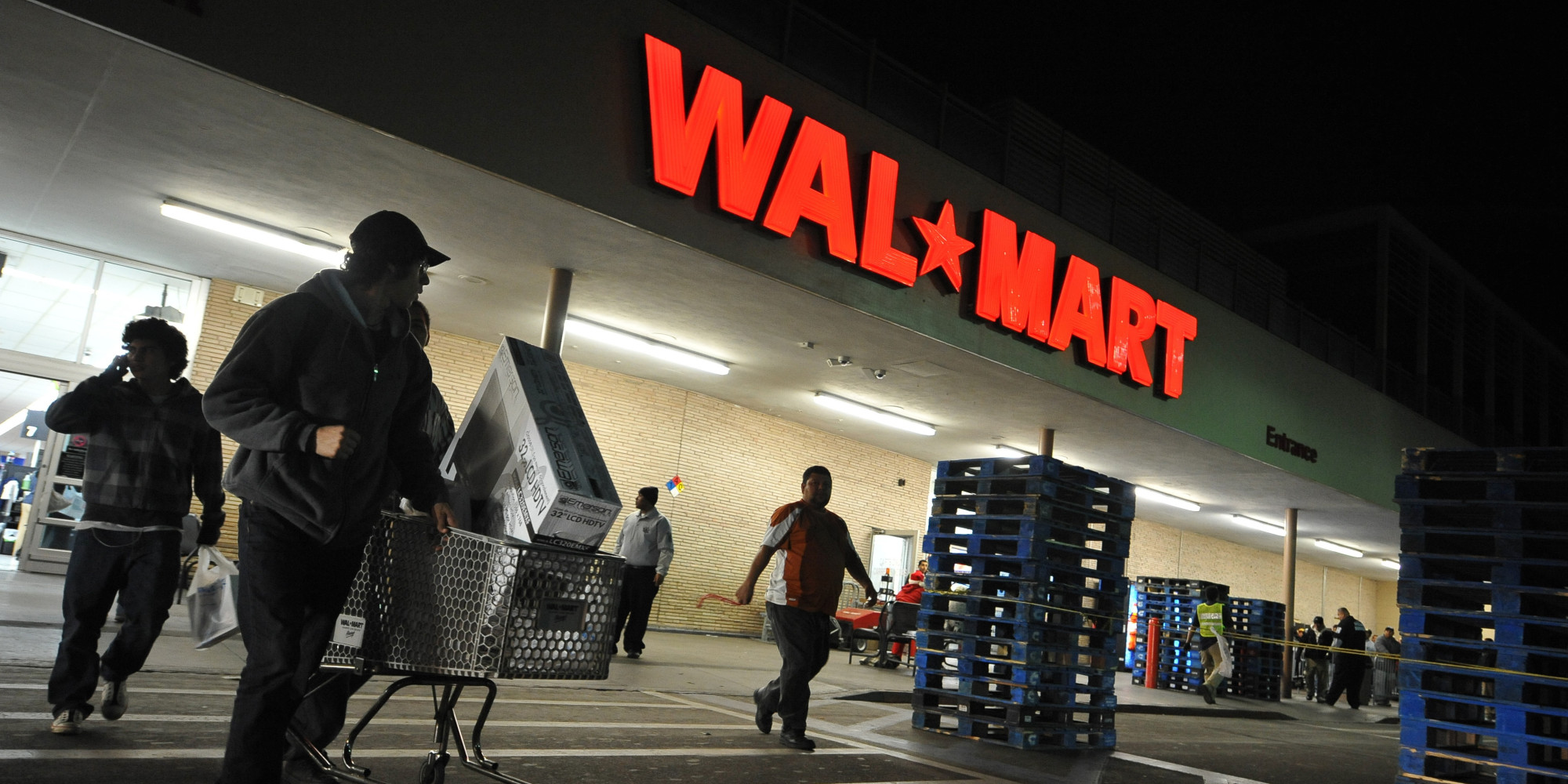 Walmart To Kick Off Black Friday At 6 P.M. On Thanksgiving Day ...