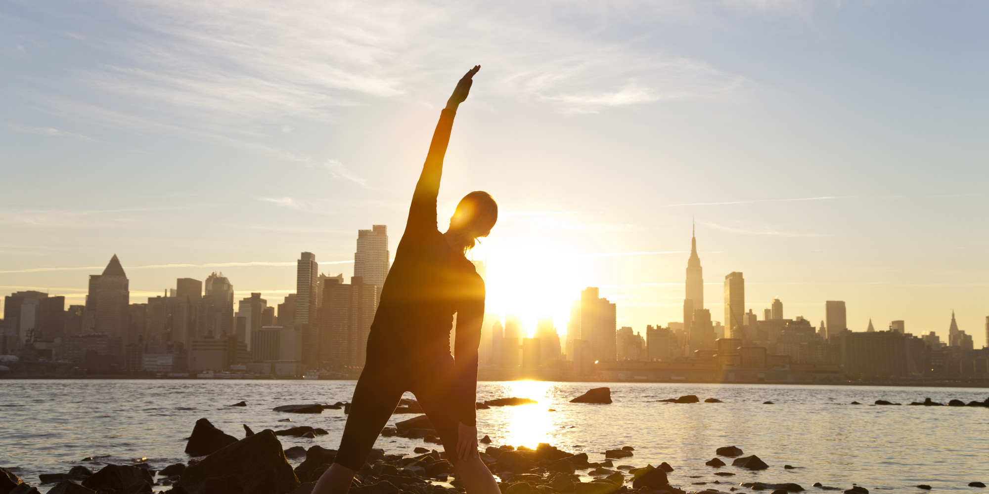 Why Morning Yoga Beats A Cup Of Coffee | HuffPost