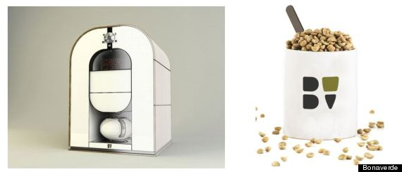 bonaverde coffee roaster