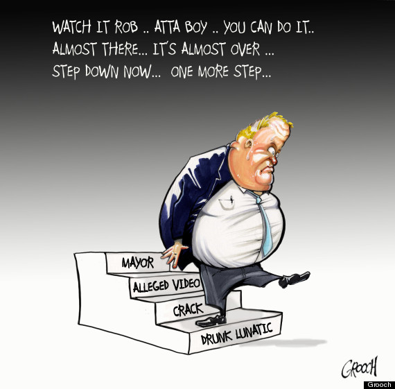 rob ford