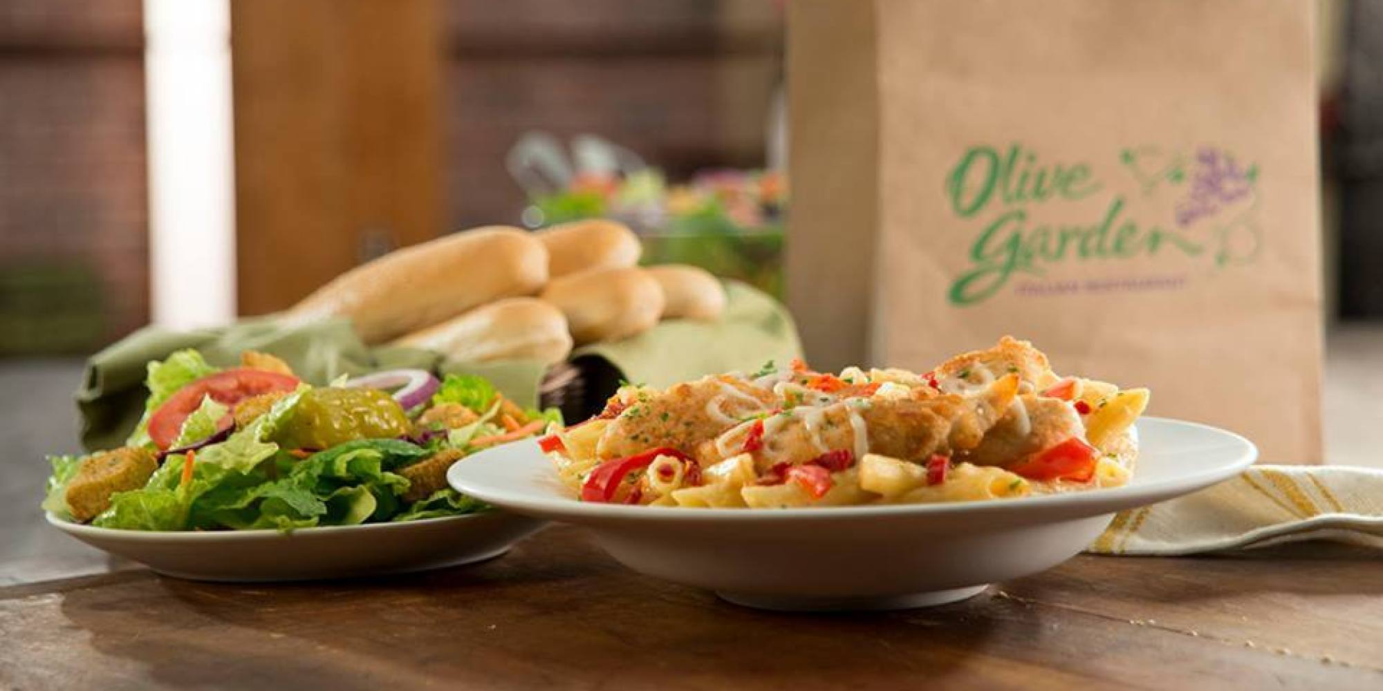 Olive Garden In Chicago Delayed: Italian Chain\'s First City ...