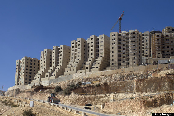 west bank settlement homes