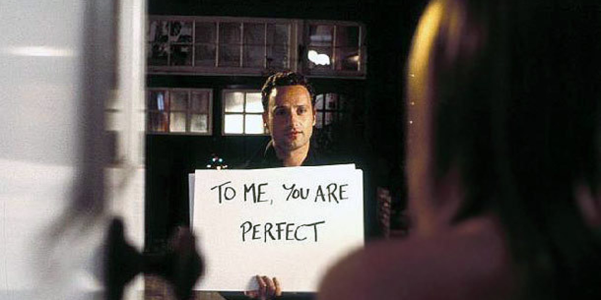 'To Me, You Are Perfect' And 13 Other Romantic Movie Lines ... Love Actually Quotes To Me You Are Perfect