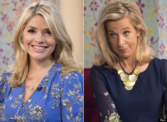 holly willoughby katie hopkins