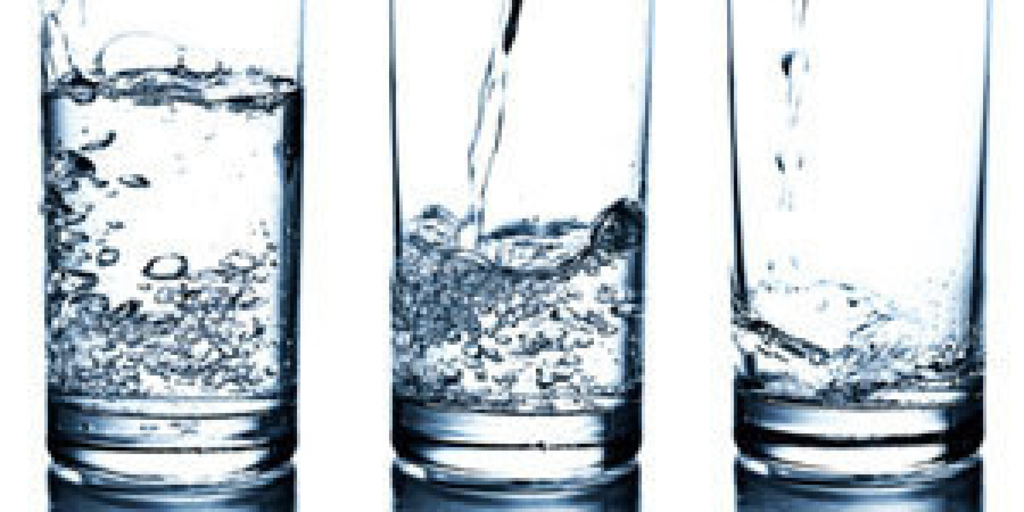7 Surprising Dos And Don'ts For Drinking Water   HuffPost Full Glass Of Water Ounces